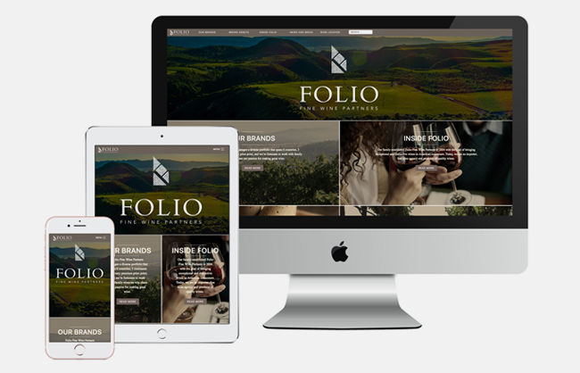 Folio Website